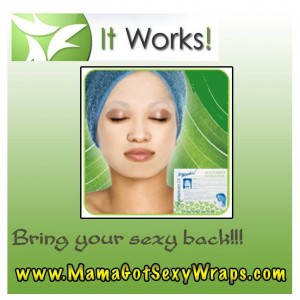 It Works Facial Applicator.