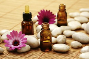 I can put together a personalized aromatherapy massage blend just for you.