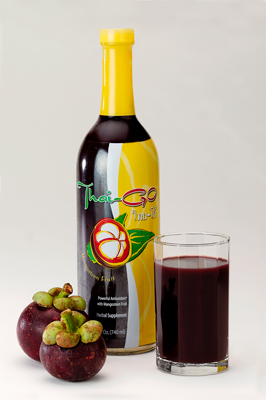 Thai Go is a great power juice to help balance blood sugar level.