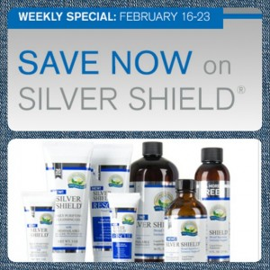 Top NSP product - Silver Shield.