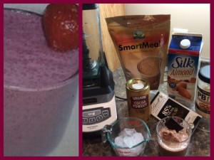 Some delicious smoothies with Nature Sunshine protein and powder drinks.